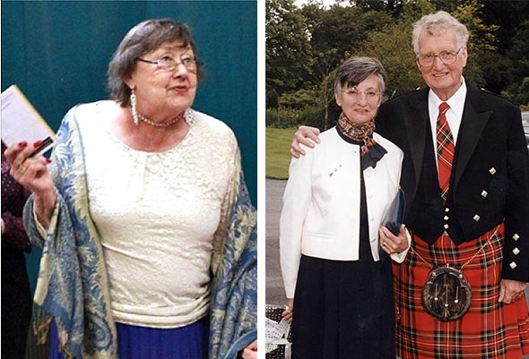 remembering bill stuart and Jean Greenhalgh